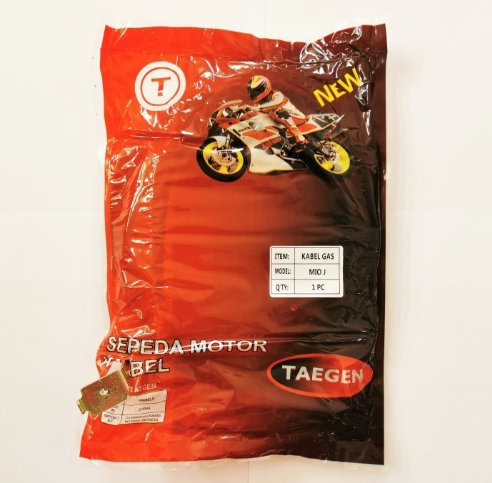 KABEL GAS TAEGEN MIO J / SOUL GT 110