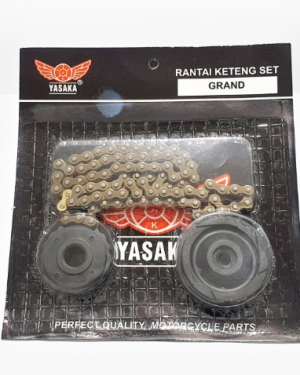 RANTAI KETENG MESIN + ROLL KIT YASAKA GRAND